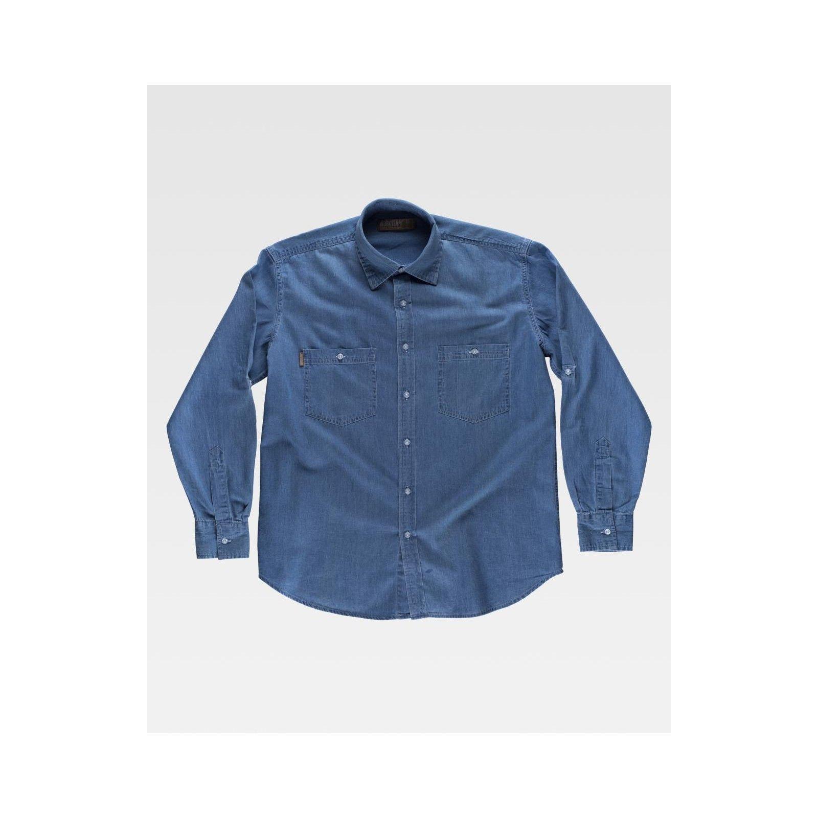 Camicia basic industriale