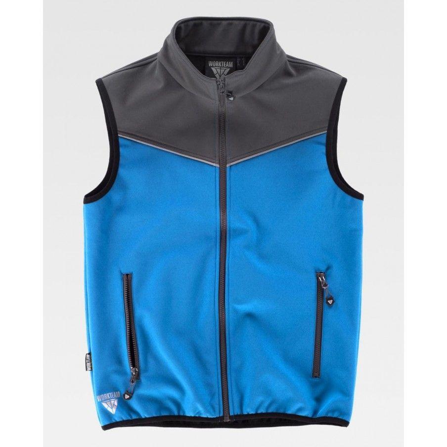 Gilet Sportivo Soft Shell