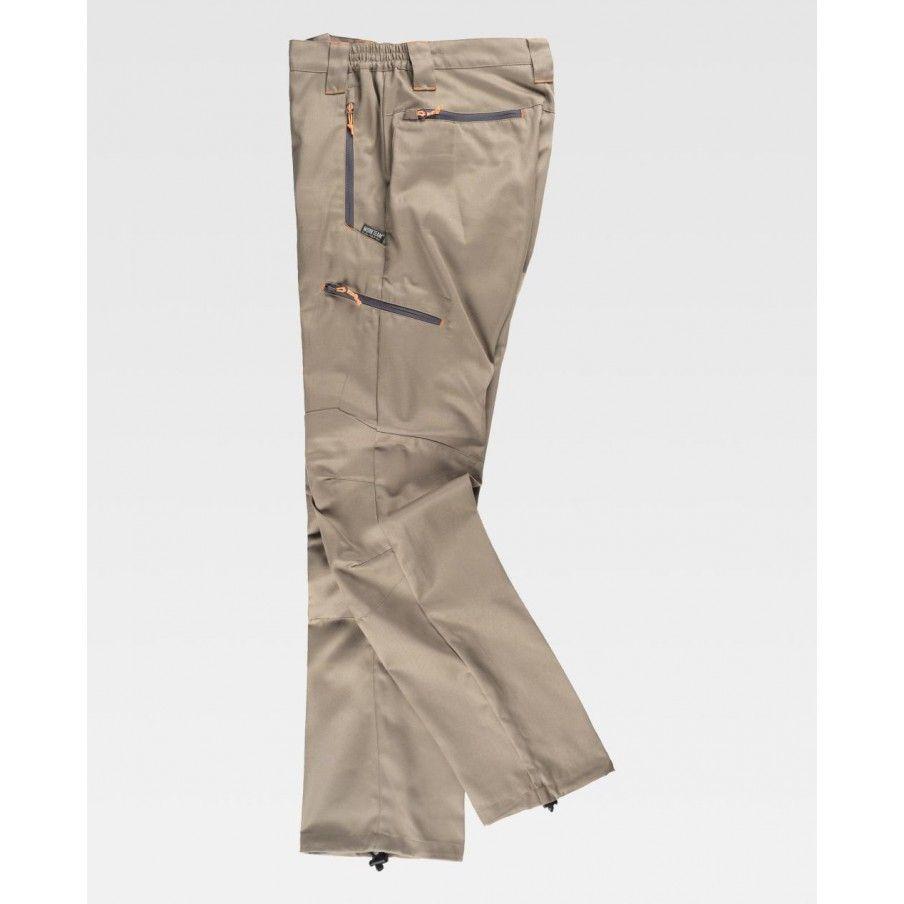 Pantalone da montagna viscosa