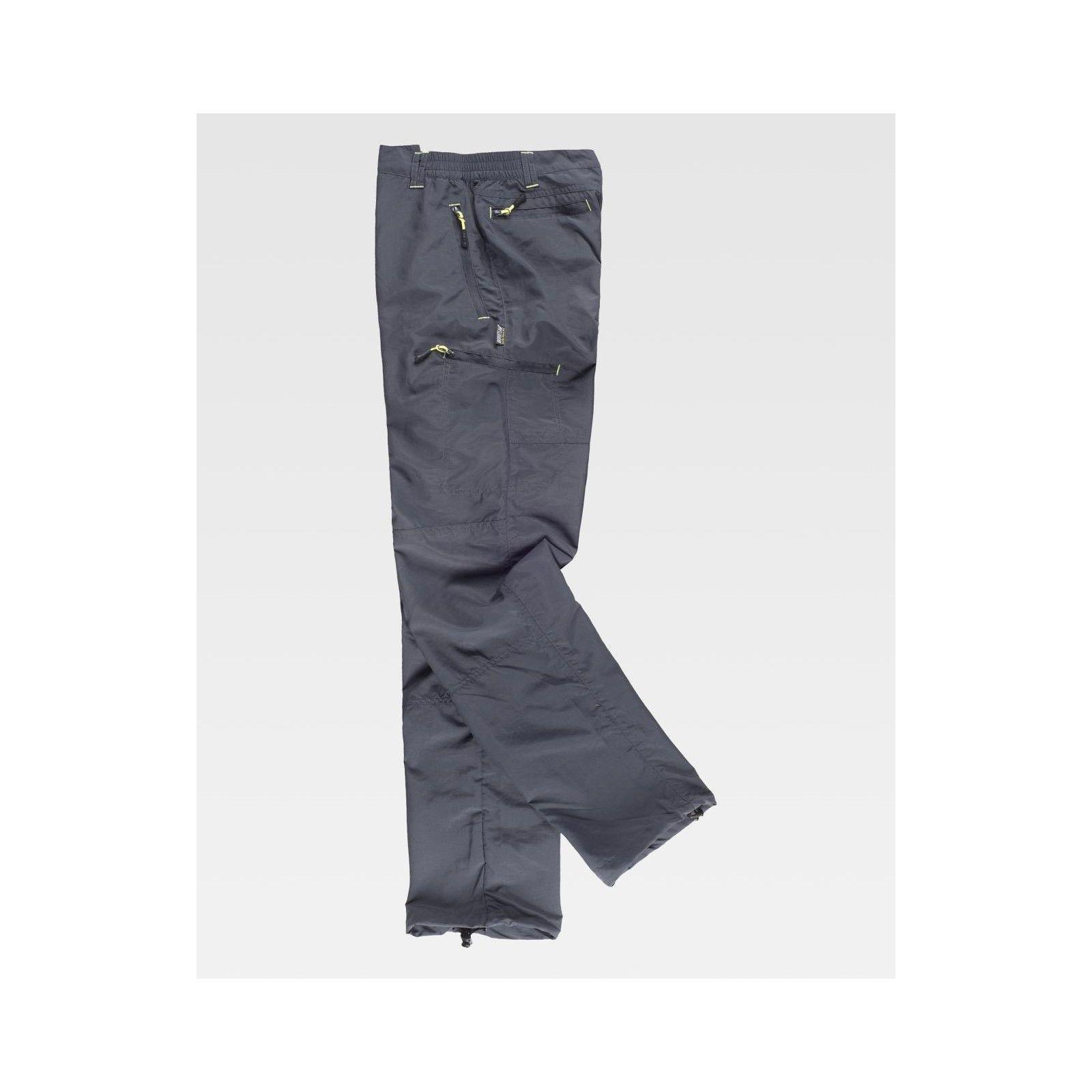 Pantalone da montagna nylon ripstop