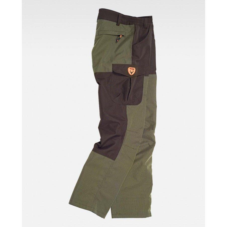 Pantalone impermeabile ripstop caccia