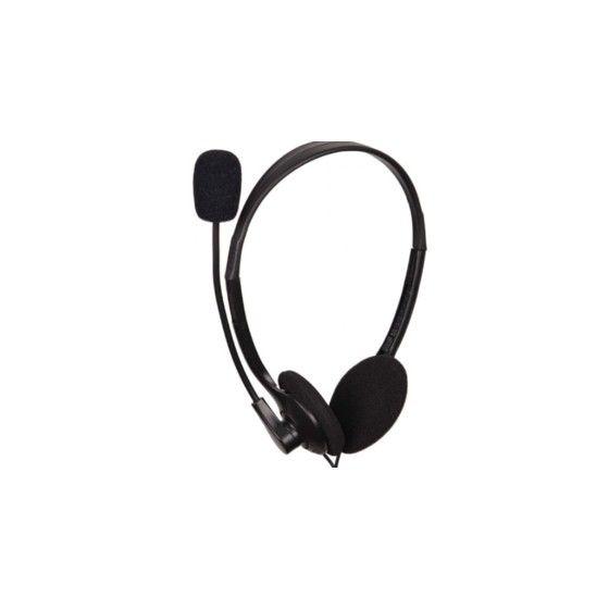 Cuffie + Microfono 3,5MM techmade MHS-123 black